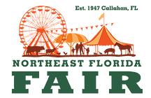 NE Florida fair Logo