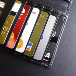 Credit Cards -Pay Your Bill Image - Wallet
